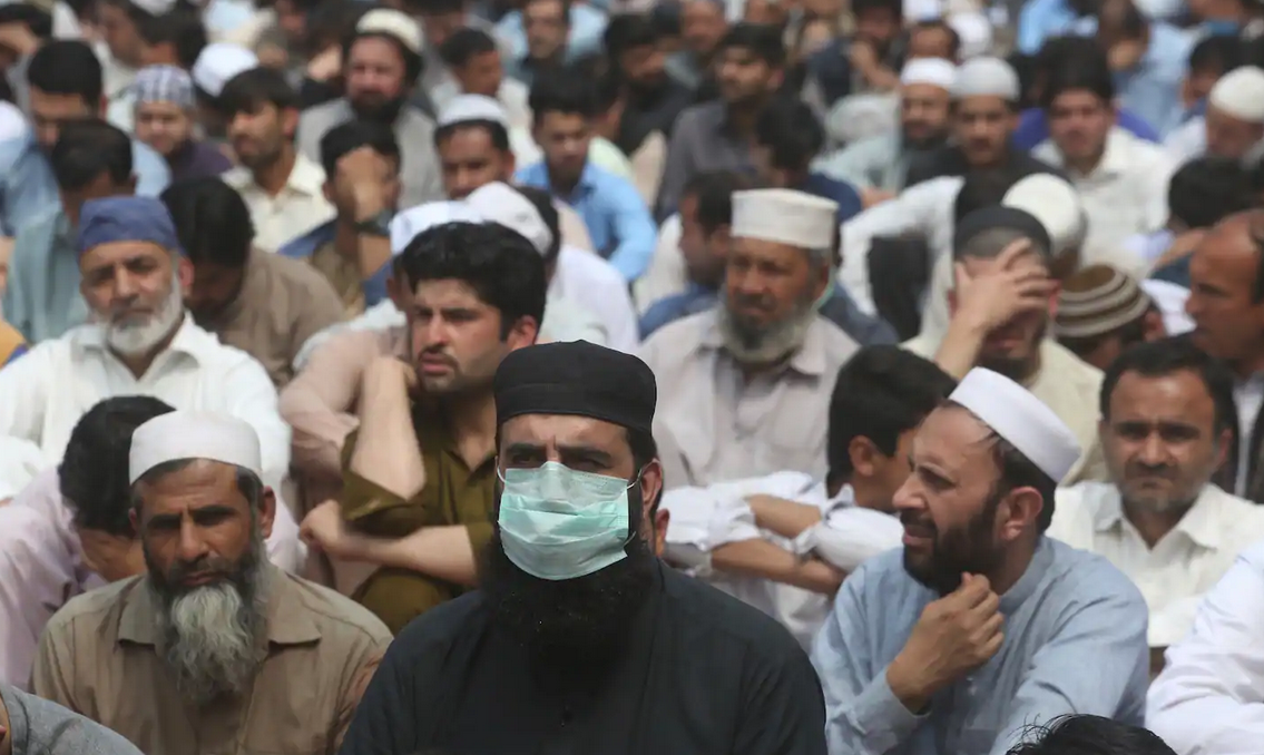 20000 People have Recovered from COVID-19 in Pakistan but 1,260 Lives Lost