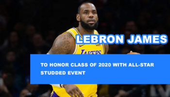to honor Class of 2020 with All-Star Studded Event