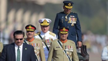 Why are Pakistan's generals taking up top civilian posts?