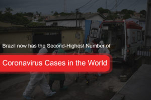Coronavirus Cases in the World
