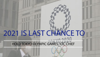 hold Tokyo Olympic Games, IOC chief