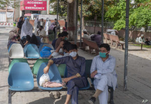 Pakistan Hospitals Warn They Are Running Out Of Beds