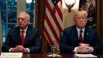 Trump Trying To 'Divide' America: Former US Defense Secretary