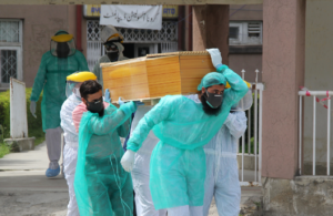 'Catastrophic': South Asia Stumbles from the Virus Rise