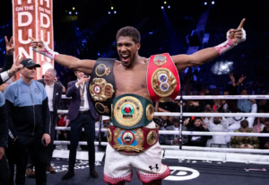 Tyson Fury and Anthony Joshua Agree to Two-Fight Deals