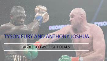 Agree to Two-Fight Deals