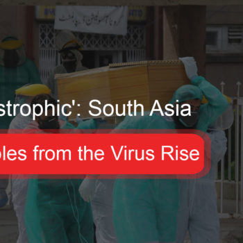 Stumbles from the Virus Rise