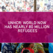 UNHCR: World Now Has Nearly 80 Million Refugees