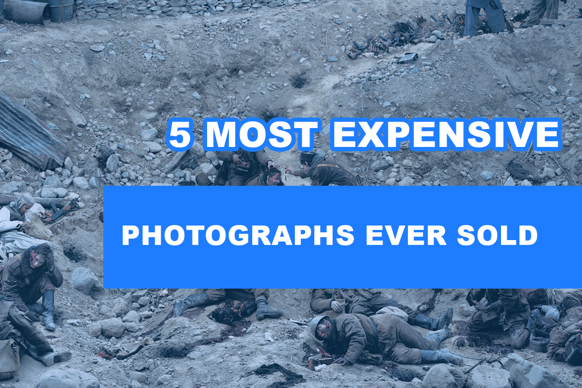 5 Most Expensive Photographs Ever Sold